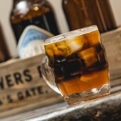 Cocktail St. Patrick - Dublin Cherry Cocktail