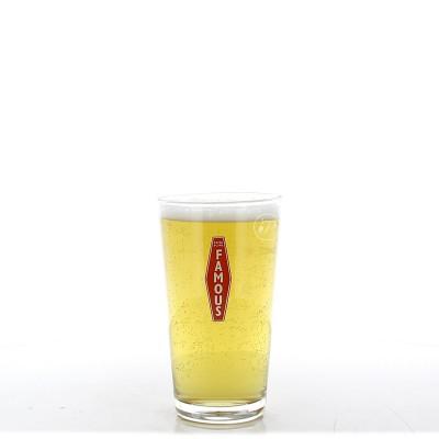 Verre à bière Famous 25cl