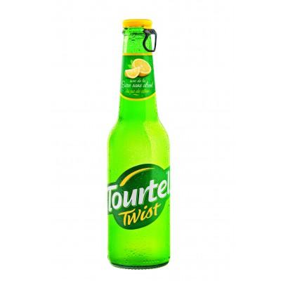 Bouteille de bière Tourtel Twist Citron 27,5cl