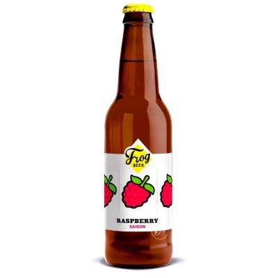 Bière Frog - Raspberry Saison - 33cl