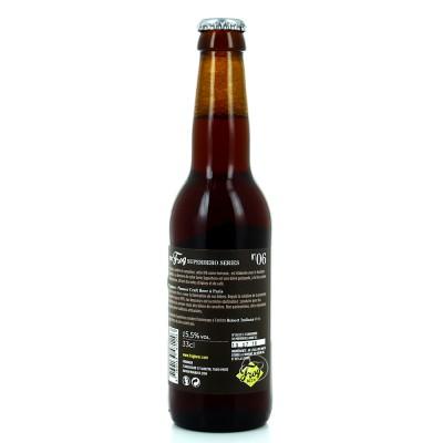 Bouteille de bière FrogBeer - Thawack - 33cl