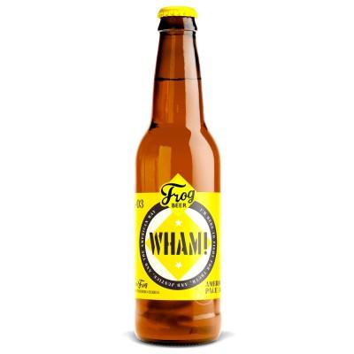 Bouteille de bière FrogBeer - Wham - 33cl