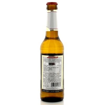 Bouteille de bière Furstenberg sans alcool - 33cl - 0,4°