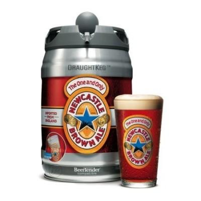 Beertender Newcastel Brown Ale 5 Litres