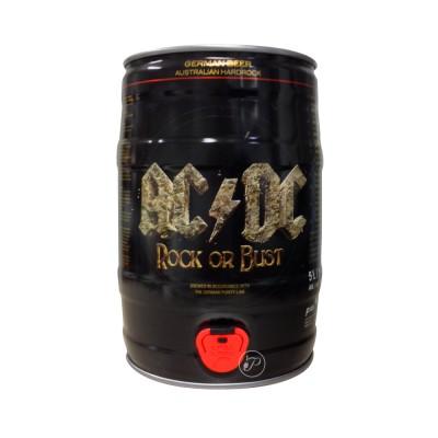 Fut de bière AC/DC allemande 5L