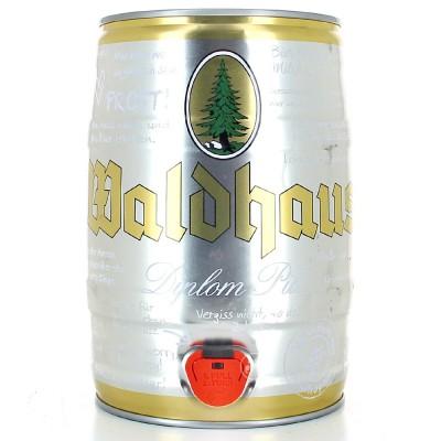 Fût de bière allemande Waldhaus - 5L