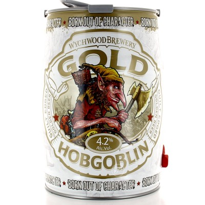 Fût Hobgoblin Gold 4.5° - 5L