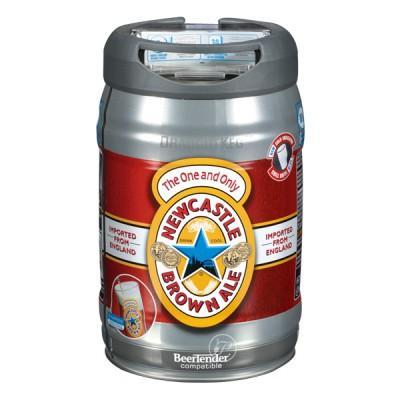Fut Beertender Newcastle Brown Ale 5 Litres (Futs de bière)