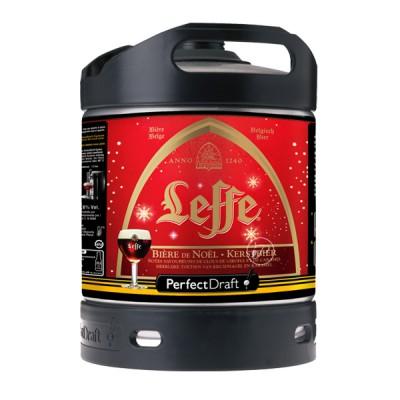 Fut bière LEFFE de Noël Perfectdraft 6L (Futs de bière)