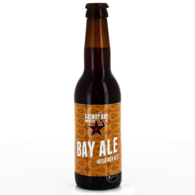 GALWAY BAY RED ALE BAY ALE 4.4° VP33CL