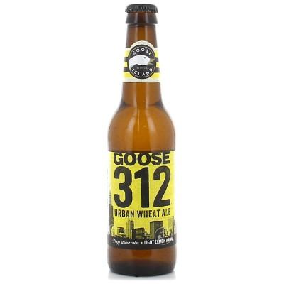 Bouteille de bière Goose Island 312 35,5cl