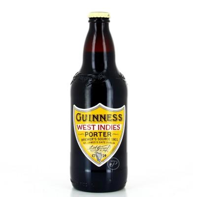 Bouteille Guinness - West Indies 6° - 50cl (Bouteille de bière)