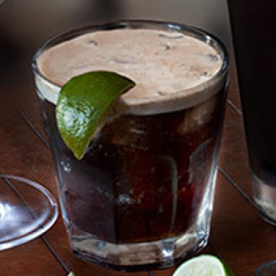 Cocktail St Patrick - Guinness Black Russian
