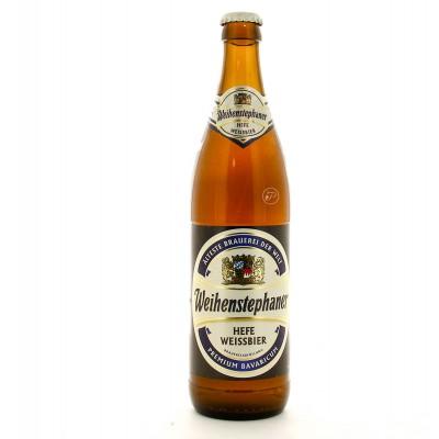 Bouteille  Weihenstephan Heff Original 33cl