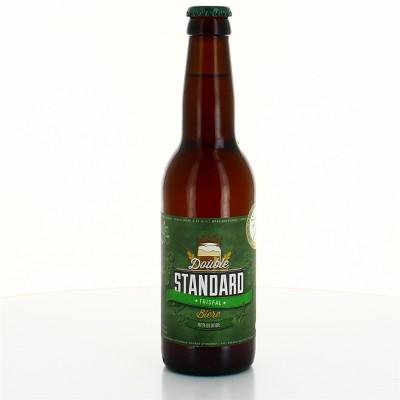 Bouteille de bière DOUBLE STANDARD TRISFAL 5.3° VP33CL