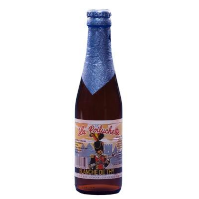 Bouteille de bière Poiluchette Blonde 7.5°