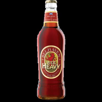 Bouteille de bière Belhaven Wee Heavy 50cl
