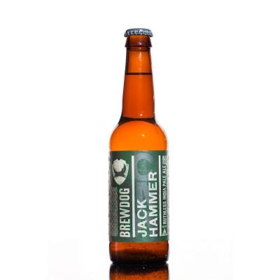 Bouteille de bière BOITE 33CL BREWDOG JACKHAMMER 7.2°