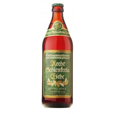 Bouteille de bière SCHLENKERLA DOPPLEBOCK 8.0° VC50