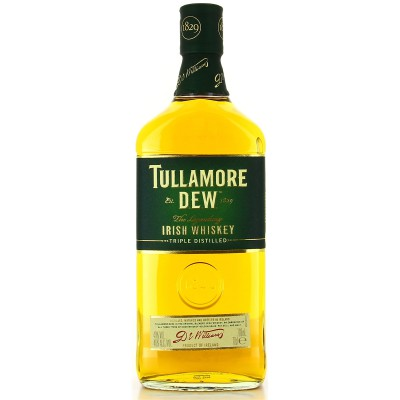 Whisky Tullamore 40° 70cl.