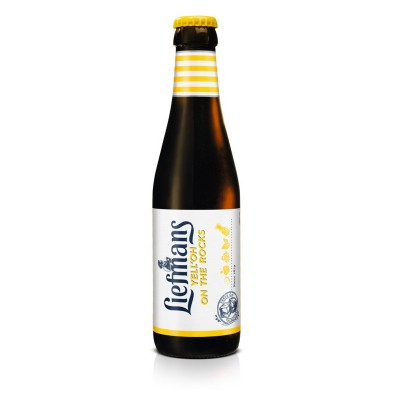 Bouteille de bière LIEFMANS YELLOH 3,8°