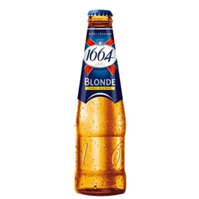 Bouteille de bière 1664 SANS ALCOOL VP33
