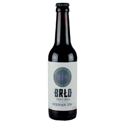 Bière BRLO - German IPA - 33cl