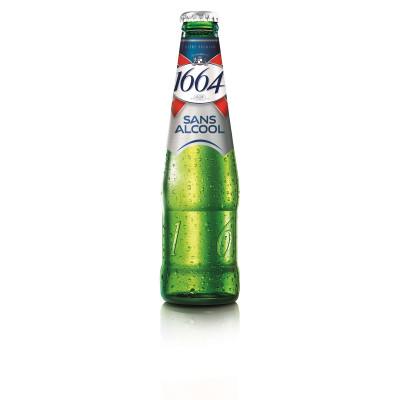 Bière 1664 Sans Alcool - 33cl