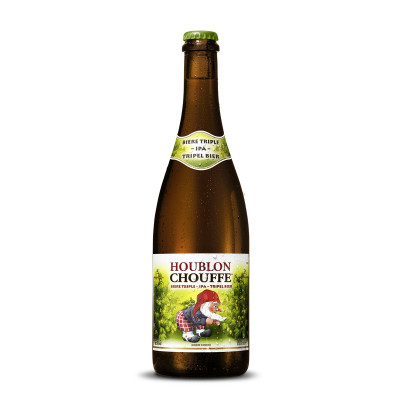 Bouteille de bière CHOUFFE HOUBLON 9°