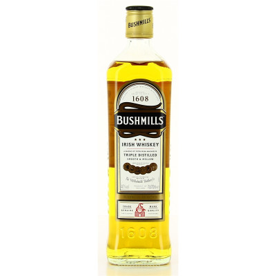 Whisky Bushmills Malt Original 40° 70cl.