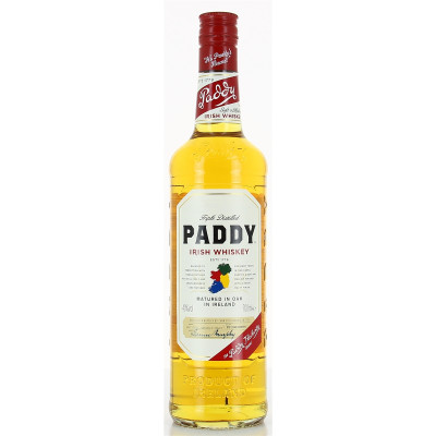 Whisky PADDY 40° 70cl.