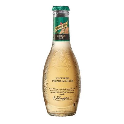 Ginger Ale - Schweppes - 20cl