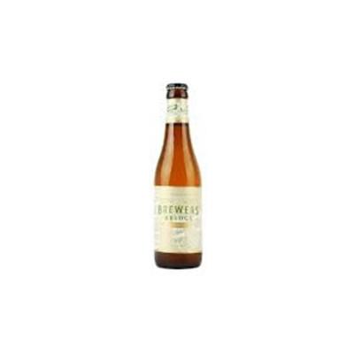 Bouteille de bière DUPONT BREWERS BRIDGE 6.1° VC33