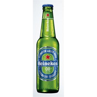 Bière Heineken 0.0° - 33cl