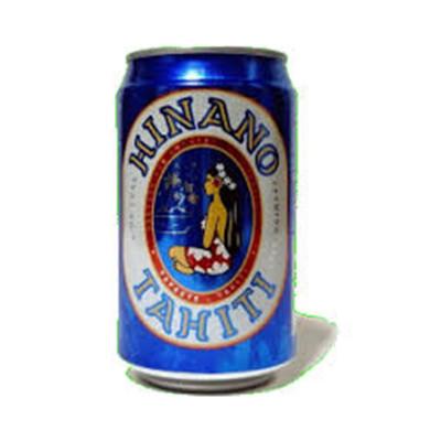 Bière Hinano - Canette 50cl