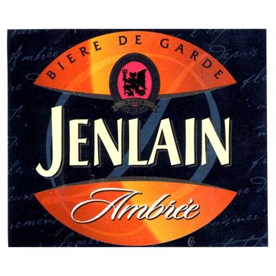 Bouteille de bière Jenlain Ambree 7,5°