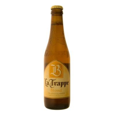 Bouteille Trappiste la Trappe Blonde 33cl