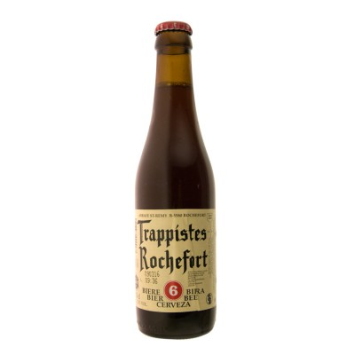 Bouteille Trappiste Rochefort 6 33cl