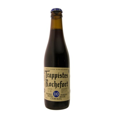 Bouteille Trappiste Rochefort 10 33cl