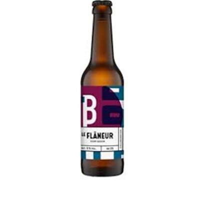 Bouteille de bière BRLO BBP LE FLANEUR 5° VP33CL