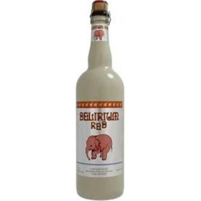 Bouteille de bière Delirium RED