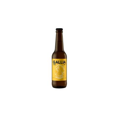Bouteille de bière GALLIA WEISSBIER 5.2° VP33CL