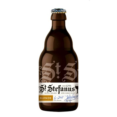 Bouteille Sint Stefanus Blonde 33 cl