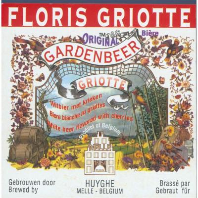 Bouteille de bière FLORIS KRIEK GRIOTTE 3.6°