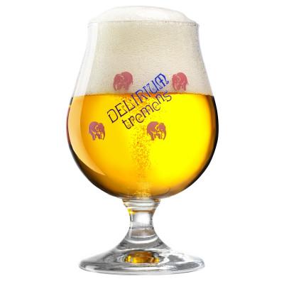 Bouteille de bière DELIRIUM TREMENS 8.5°