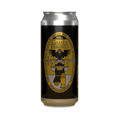 Bouteille de bière MIKKELLER IRON ANNIVERSARY IPA 5.5 BOI33CL
