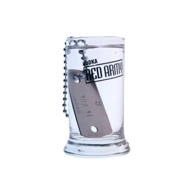 Vodka RED ARMY Kalashnikov - caisse en bois (Vodka)