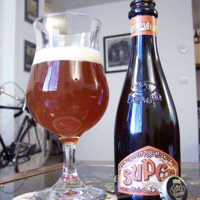 Bière d'Italie Super Baladin 25cl
