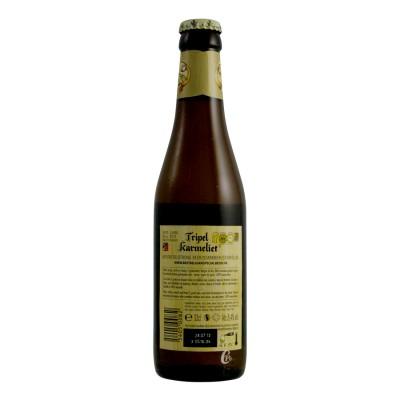 Bouteille 33 cl Triple Karmeliet bière belge