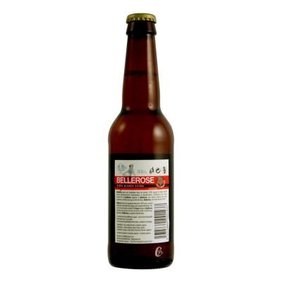 Bouteille de bière Bellerose blonde 33 cl 6.5° (Bière)